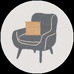 make modern home cozy