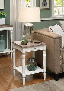 Country Style End Table